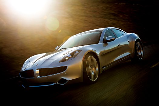 Testing the Long-Awaited Fisker Karma Plug-In Hybrid