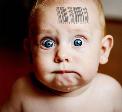 Eco-Fascism Bares Its Teeth: Global Warming Alarmist Wants to Barcode Babies