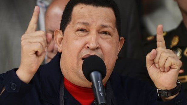 Chavez, after cancer treatment, launches reelection bid
