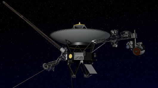 Voyager 1 closes in on interstellar space