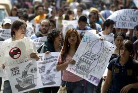 Complaints rise on vote-buying in Mexico elections