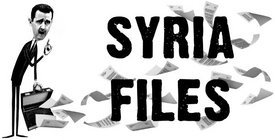 Wikileaks Publishes the 'Syrian Files'