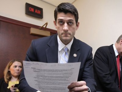 Internal Campaign Memo Reveals Romney Still Won't Take A Stand On Paul Ryan's Budget