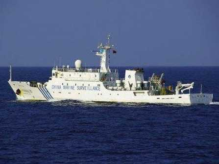 Four Chinese Ships Have Deliberately Entered Japan's Territorial Waters Around Disputed Islands