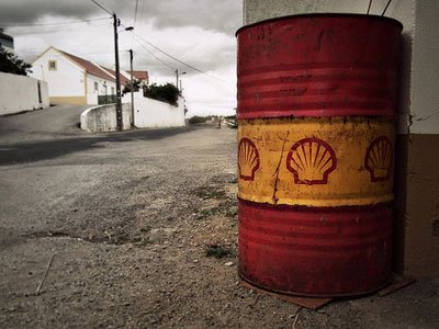 REPORT: Shell Is Looking Into Using Grains Instead Of Cash To Pay Off A Debt To Iran