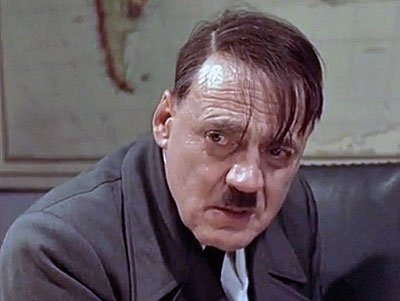 Documents Reveal Hitler's Epic Rant To Senior Nazis 8 Days Before He Died