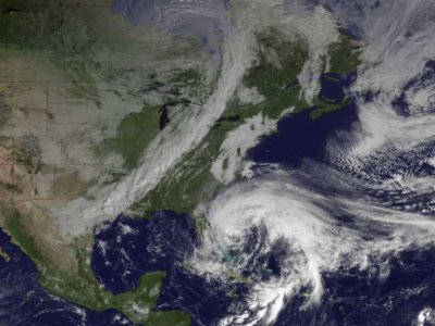 The Worst-Case Scenario For Hurricane Sandy