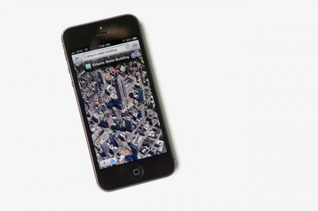 Apple Fixes Maps Snafu Dubbed �Potentially Life-Threatening� by Police