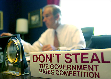 RNC confirms Ron Paul will be up for nomination