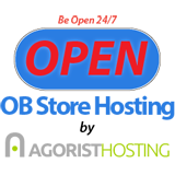 OpenBazaar Hosting by Agorist Hosting
