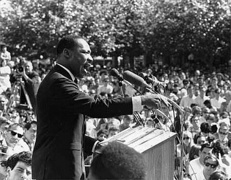 Martin luther king final speech transcripts