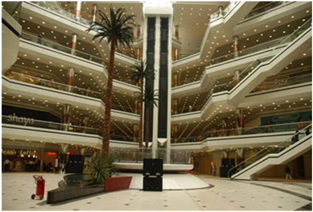 WORLD'S LARGEST SHOPPING MALL South China  Mall  Dongguan China 892,000 meter square Shops 6 floors