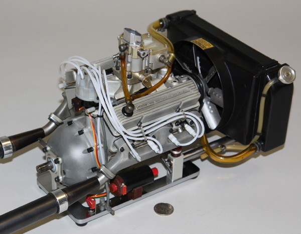 Build Your Own Mini Petrol Engine