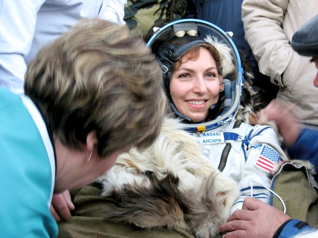 Engineer/Astronaut/space tourist Anousheh Ansari