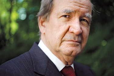 A Wilsonian, Neo-Conservative Zionist Loon Blog attacks Pat Buchanan