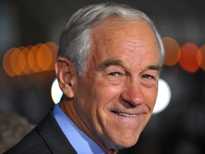 5 Reasons Why The Establishment Media Fears Ron Paul Like The Plague  000 0813073703 ron paul close up 91476098