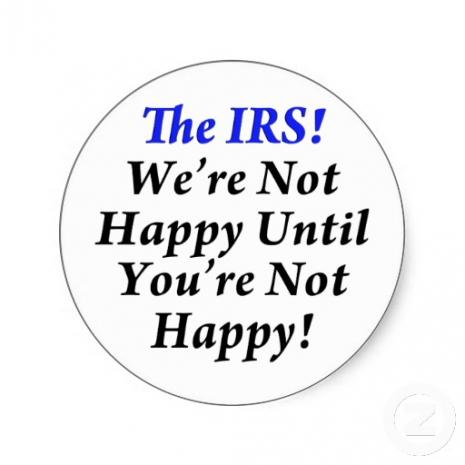 Busting the IRS Code; Notice of Federal Tax Liens