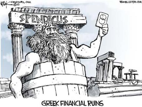 The Greek debt crisis through the eyes of Mohamed El-Erian of Pimco!