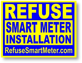 Stop Smart meters and their Installation .Refuse Smart Meters Now!,
