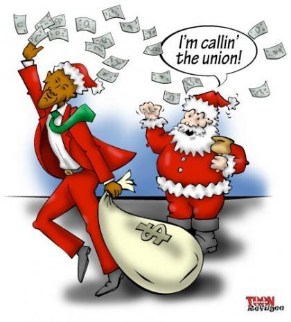 Obama Christmas gifts!