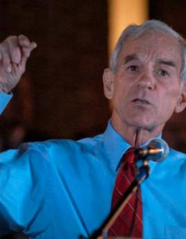 Democratic Private Equity Firm Halts Ron Paul Revolution!