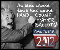 Republican Insider: GOP Establishment Planning To Subvert Iowa to Prevent Ron Paul Win