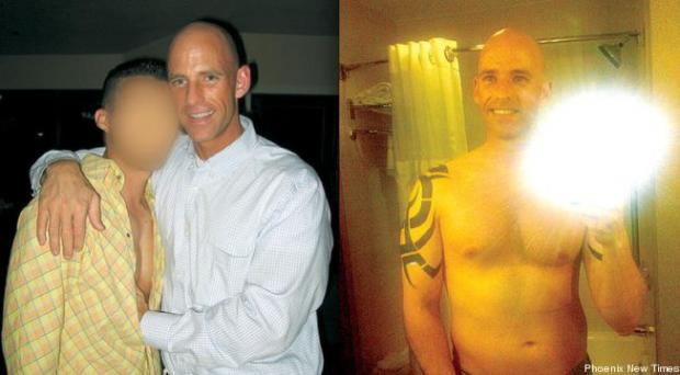 Sheriff Babeu defends sending naked picture to ex-boyfriend