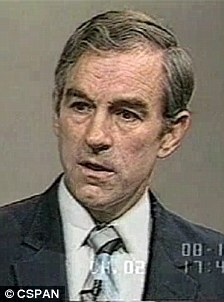Ron Paul on the Economy, International Trade, CIA, the Environment +++ (1988)