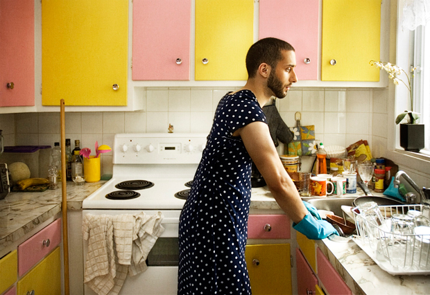 Guys Who Do Housework Get Less Sex