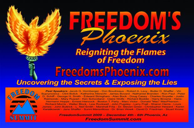 Freedom Summit - Phoenix, Arizona February 14th - 16th