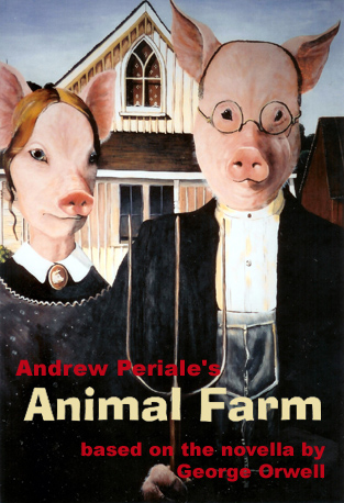 the effects of propaganda on society in animal farm a novel by george orwell Get an answer for 'how did animal farm help change society but in terms of having a large effect on society what is george orwell's message in the novel.