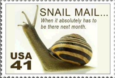 Postal Service Could Get Slower
