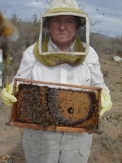 Trip to Southern AZ to learn about Bees from 6th generation beekeeper Nov 8-10th, 2013