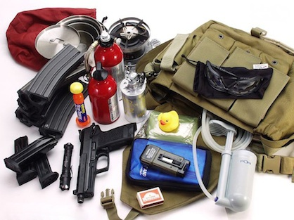 Building an Armed Response Kit