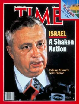 Ariel Sharon is dead
