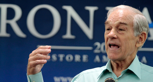 Ron Paul Takes New Hampshire Young Republicans Straw Poll With 45% of Vote