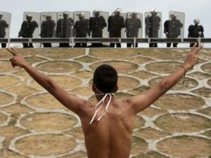 Fascist Bahraini police state