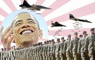 Obama vyhrožuje válkou proti lidstvu. Novinář sepsal mrazivá fakta