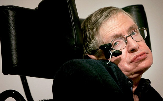 We don't let animals suffer says Prof Stephen Hawking as he backs assisted suicide