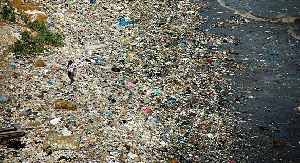 Garbage Dumps in Ocean The Great Pacific Garbage Dump