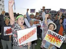 Japanese Delegation Wants the U.S. Out of Okinawa