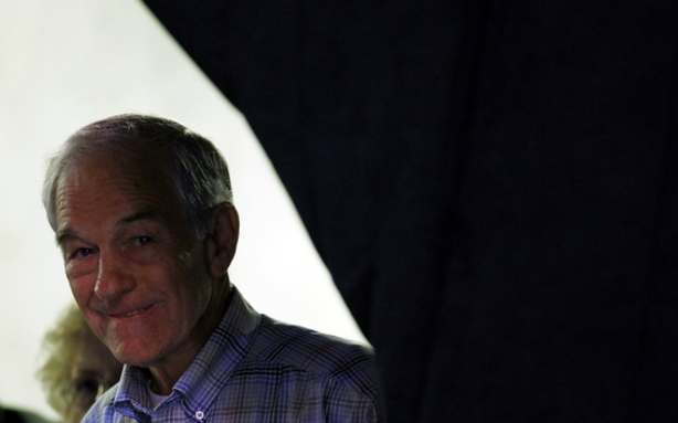 The Ron Paul Media Blackout Is Back On