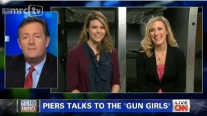22-year-old educates Piers Morgan on guns