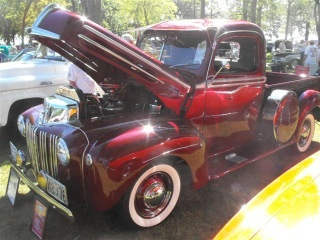 1947 FORD TRUCK SELLS FOR $800,000.00