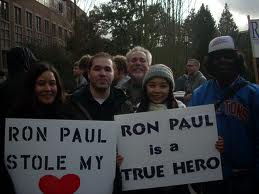 Paul wins Tea Party poll