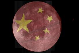 China push to put astronaut on the moon