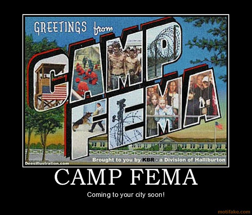 H.R. 645 and The FEMA Concentration Camps