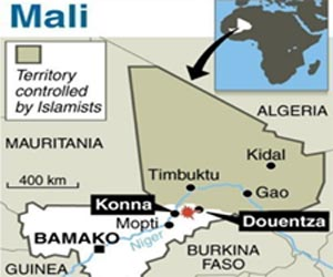 "US Taxpayers Pick Up Tab For US Military Missions In Mali ""Assisting"" The French"
