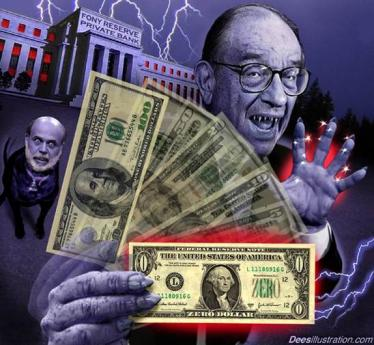 Washington Post Attacks Ron Paul, Bernie Sanders, and Their Bills to Audit the Fed