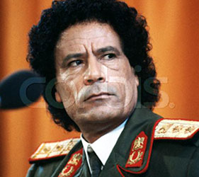 Gadhafi Out of Time
